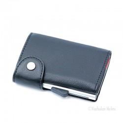 C-Secure turvalompakko Single Wallet, black