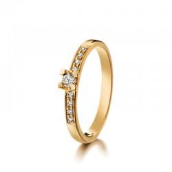 Lumoava Wedding Diana timanttisormus / 7284 30