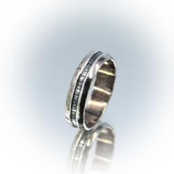 Kalevala Koru / 1156 sormus, hopeaa